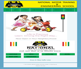 NATIONAL DRIVING SCHOOL
